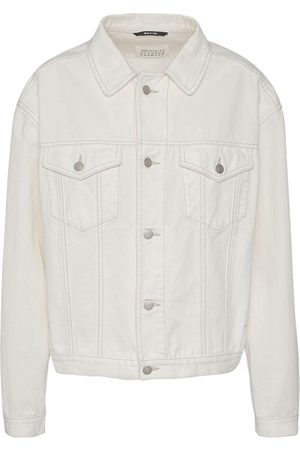 MAISON MARGIELA Miehet Farkkutakit - Cotton Denim Jacket