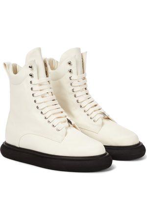 The Attico Selene combat boots