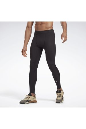 Reebok Miehet Leggingsit - United By Fitness Compression Tights