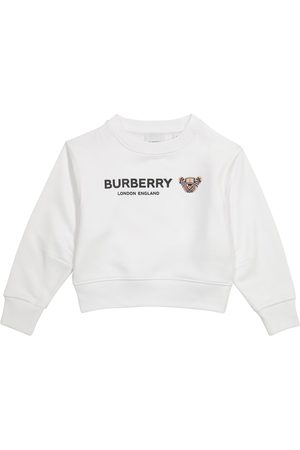 Burberry Logo cotton sweatshirt