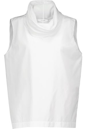 The Row Galya cotton top