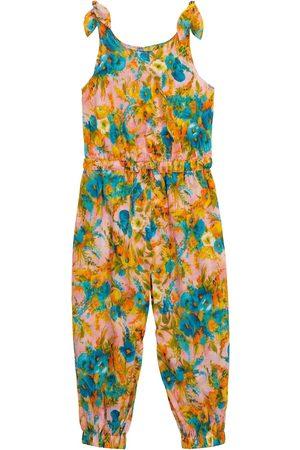 ZIMMERMANN Estelle floral cotton jumpsuit