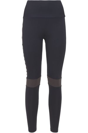 WEEKEND MAX MARA Cotton Stretch Jersey Leggings