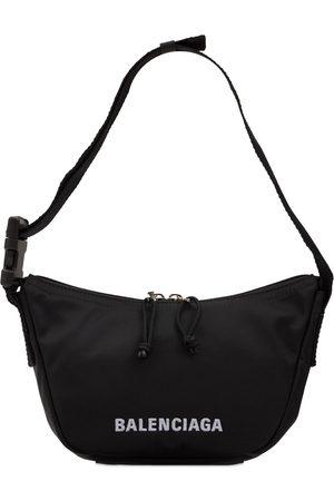 BALENCIAGA Naiset Olkalaukut - Wheel Sport Nylon Sling Shuolder Bag