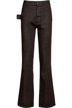 BOTTEGA VENETA Truffle Cotton Denim Jeans