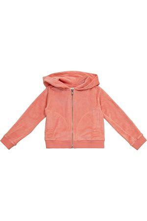 Molo Milla zipped cotton-blend hoodie