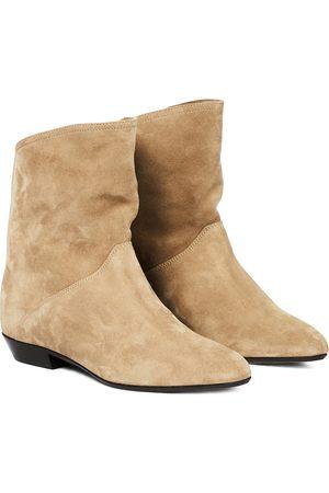 Isabel Marant Solvan suede ankle boots
