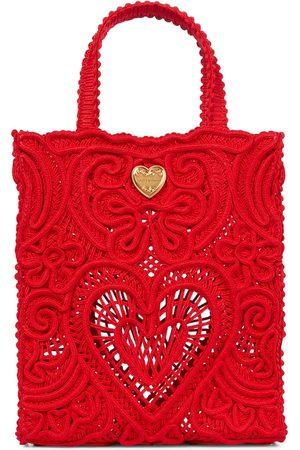 Dolce & Gabbana Beatrice lace tote