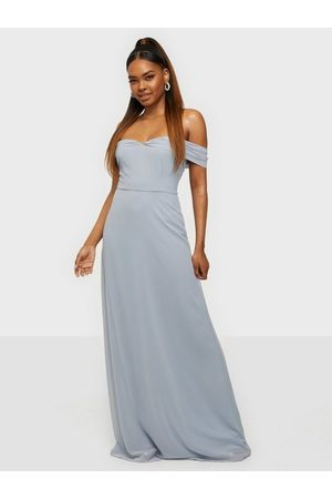 NLY Eve My Everything Gown Dusty Blue