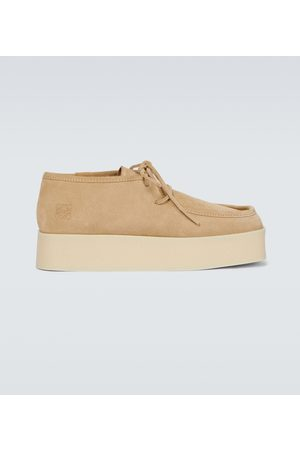 Loewe Wedge lace-up shoes