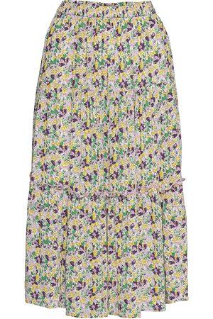 Lollys Laundry Naiset Midihameet - Morning Skirt Polvipituinen Hame /Kuvioitu