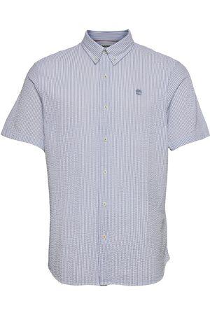 Timberland Miehet Lyhythihaiset - Ss Sersucker Shirt Lyhythihainen Paita