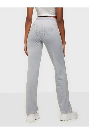 Juicy Couture Numeral Del Ray Pants Grey