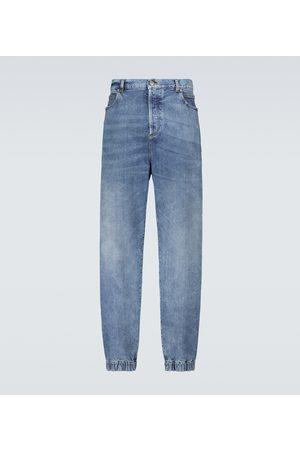 Balmain Low-crotch jeans