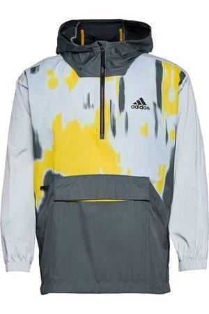 adidas Back To Sport Wind.Rdy Anorak Outerwear Jackets Anoraks Valkoinen