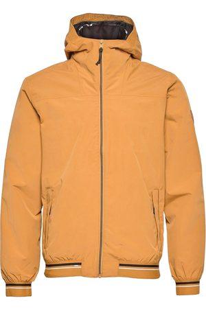 Timberland Hooded Bomber Jacket Bombertakki Takki Keltainen