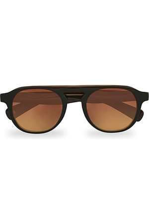 GARRETT LEIGHT Miehet Aurinkolasit - Harding X Sunglasses Amaro/Hollywood Gradient