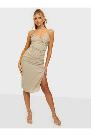 NLY Be Mine Ruched Dress