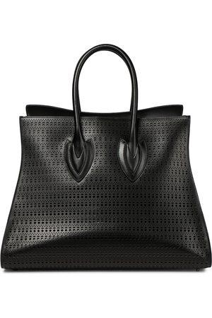 Alaïa Sidi 41 Medium leather tote