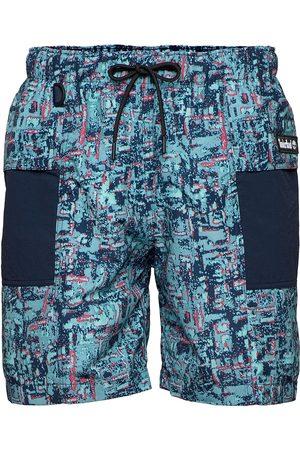 Timberland Yc Stipple Aop Short Shorts Casual Sininen