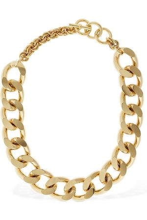 JW ANDERSON Oversized Chain Collar Necklace