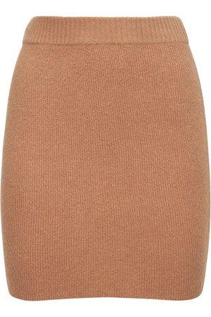 Bec & Bridge Naiset Minihameet - Cecile Knit Mini Skirt