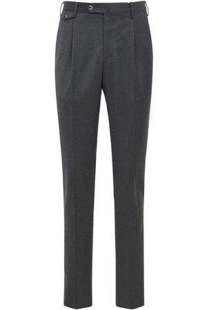 PANTALONI TORINO Light Stretch Wool Flannel Pants