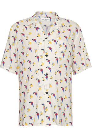 Saint Laurent Miehet Paidat - Printed Viscose Shirt