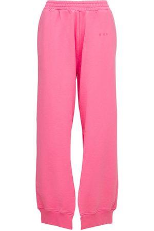 MM6 MAISON MARGIELA Naiset Collegehousut - Cotton Jersey Sweatpants