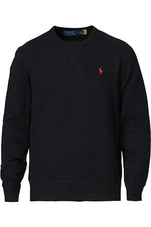 Polo Ralph Lauren Miehet Pikee - Crew Neck Sweatshirt Polo Black