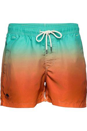 Oas Orange Grade Swim Shorts Uimashortsit Sininen