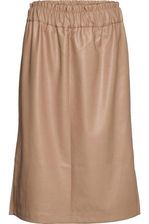 Saint Tropez Naiset Midihameet - Helgasz Skirt Polvipituinen Hame