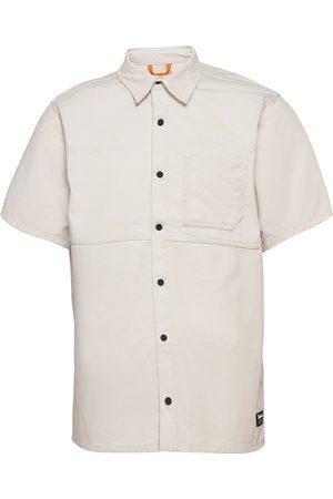 Timberland Yc Ss Workwear Shirt Lyhythihainen Paita