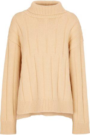 Jil Sander Wool-blend turtleneck sweater