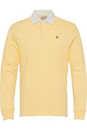 Morris Grant Rugger Polos Long-sleeved