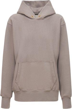 Les Tien Naiset Collegepaidat - Cropped Sweatshirt Hoodie