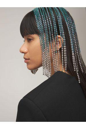 AREA Naiset Kellot - Crystal Bob Hair Piece