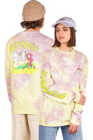 Rip N Dip Miehet T-paidat - Sharing Is Caring Long Sleeve T-Shirt