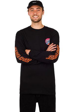 Santa Cruz Miehet T-paidat - BT Screaming Hand Long Sleeve T-Shirt
