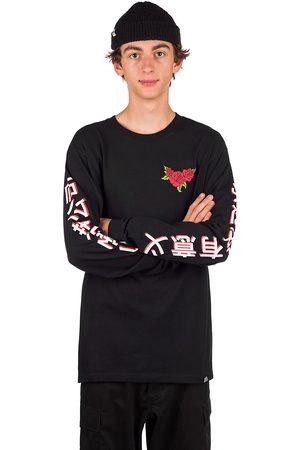 Broken Promises Miehet T-paidat - Forever Kanji Longsleeve T-Shirt