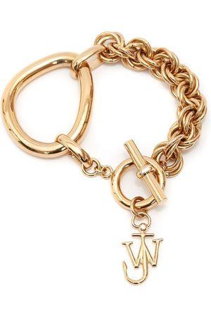J.W.Anderson Naiset Rannekorut - Oversized link chain bracelet