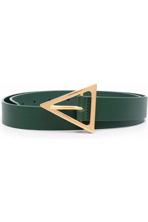Bottega Veneta Naiset Vyöt - Triangle-buckle belt