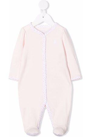 Ralph Lauren Pyjamat - Contrast-trim pyjamas