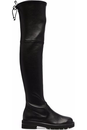Stuart Weitzman Naiset Ylipolvensaappaat - Lowland thigh-high 40mm boots