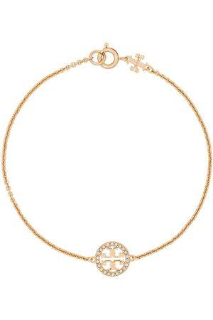 Tory Burch Naiset Rannekorut - Miller cut-out logo bracelet