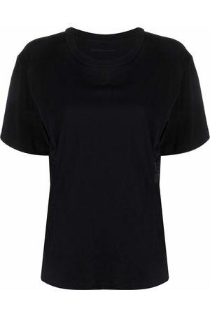 Alexander Wang Naiset T-paidat - Logo-print short-sleeved T-shirt