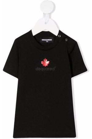 Dsquared2 T-paidat - Logo-print cotton T-shirt
