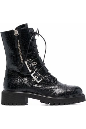 Giuseppe Zanotti Naiset Cowboy - Urban Biker boots