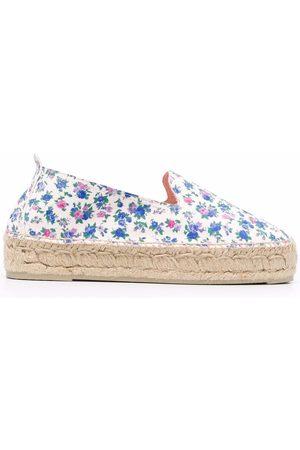 MANEBI Naiset Espadrillot - X LoveShackFancy floral espadrilles