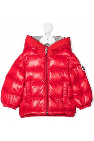 Moncler Untuvatakit - Padded quilted hooded down jacket